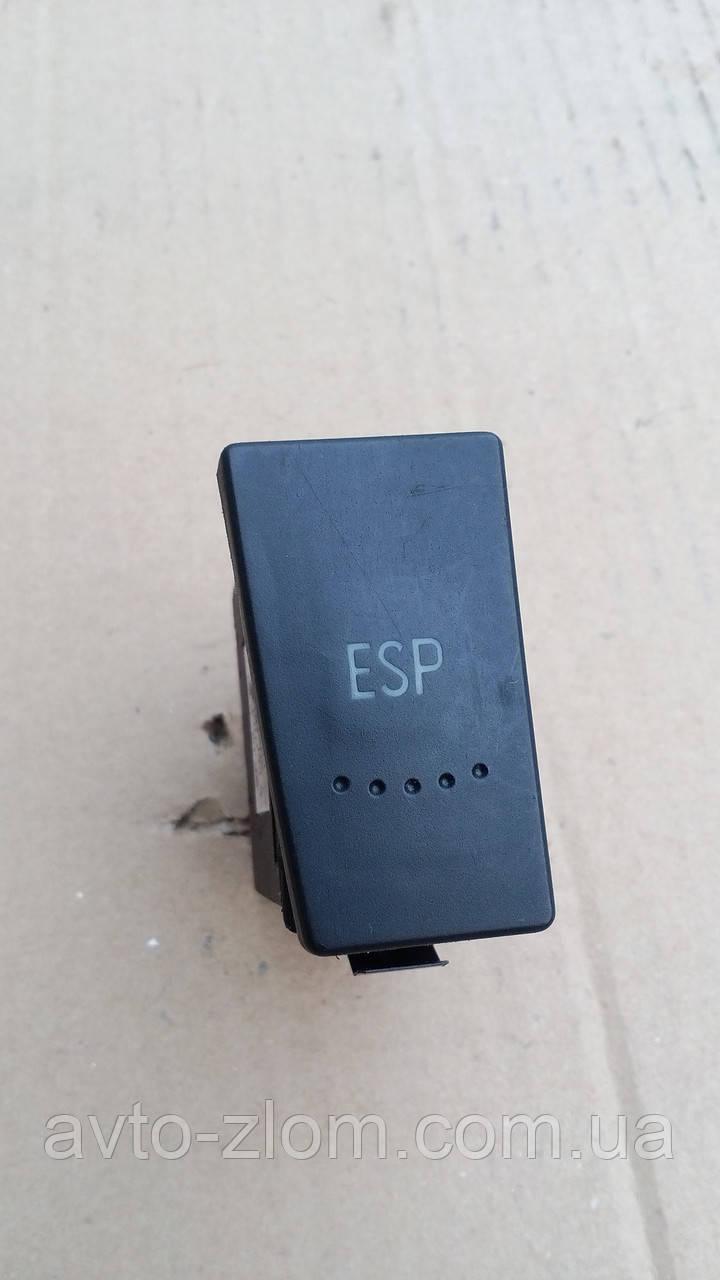 Кнопка ESP Volkswagen Passat B5, Пассат Б5. 3B0927134A.
