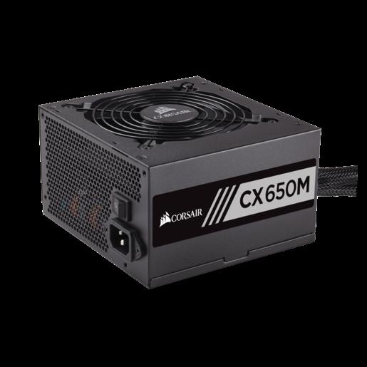 Блок питания Corsair CX650M 650W (CP-9020103-EU)