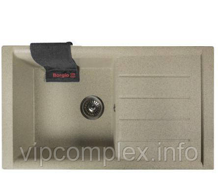Мойка гранитная PRM-860x500 (терра)