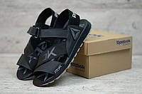 Мужские кожаные сандалии Reebok 1076, фото 1