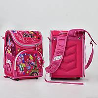 Рюкзак школьный N 00150  2 кармана, спинка ортопедическая, ножки пластиковые