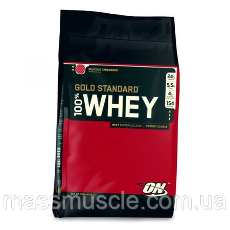 Протеин Optimum Nutrition 100% Whey Gold Standard 4,54 kg