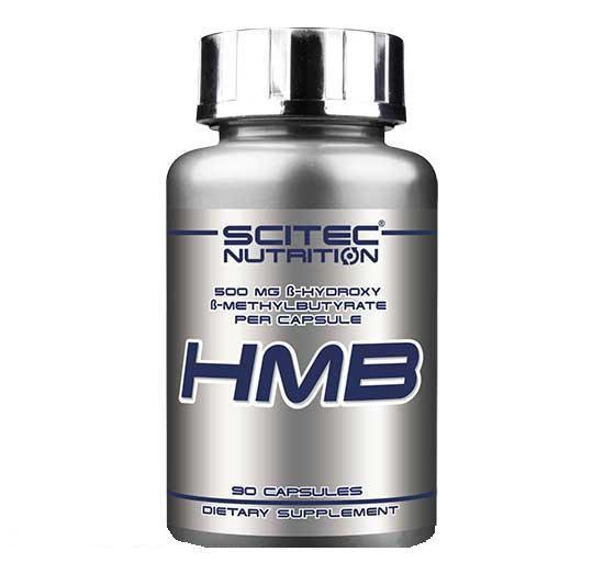 Аминокислота Scitec Nutrition HMB 90 caps