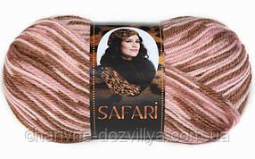 Пряжа для ручного и машинного вязания NAKO Safari