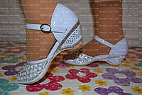 Туфлі дитячі, р. 27-30. нарядні туфлі дівчинці