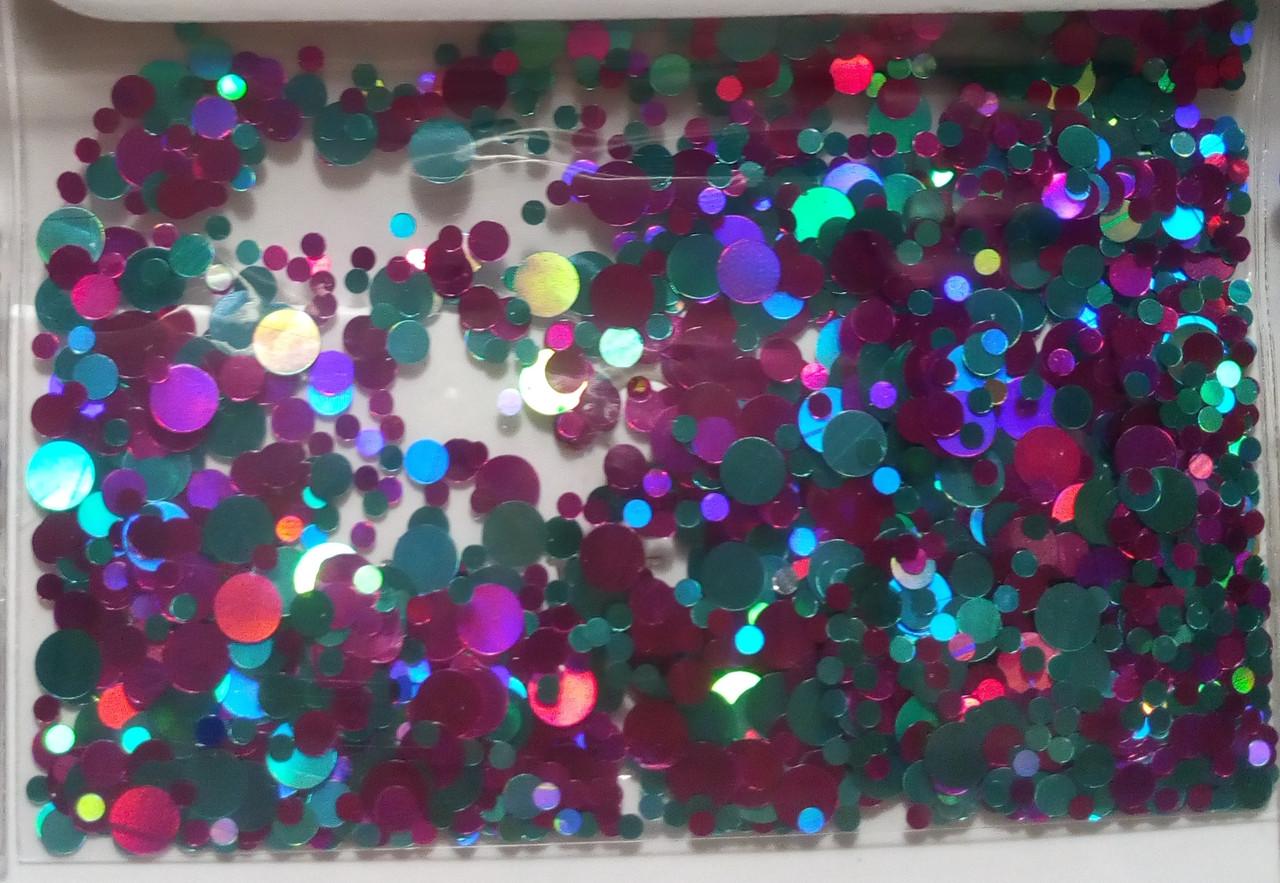 Камифубики конфетти №18
