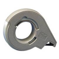 3M Scotch Tape Dispenser H-12 - Пластиковый диспенсер для высокопрочных лент с механизмом натяжения