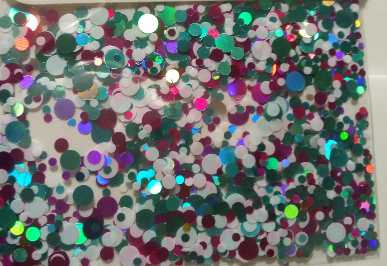 Камифубики конфетти №28