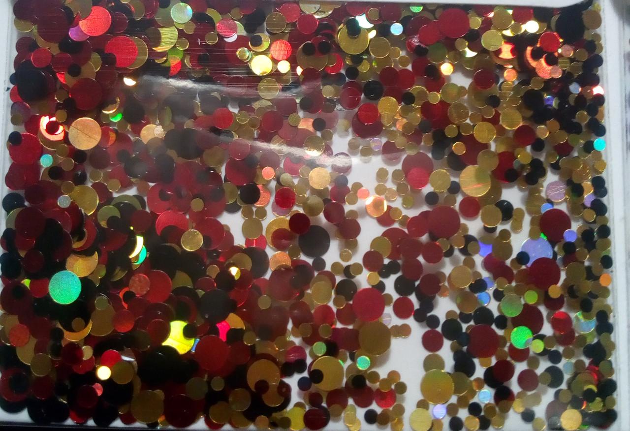 Камифубики конфетти №30
