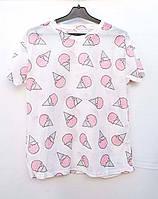 Женские футболка (р.44-46) купить оптом производителя