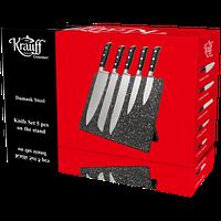 Набор ножей с подставкой 24523 Krauff