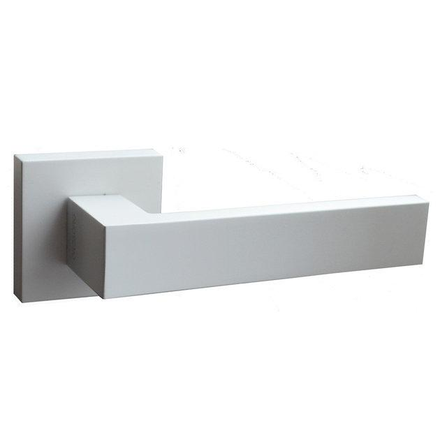 Дверная ручка ORO&ORO QUATTRO 106-15E белый жемчуг
