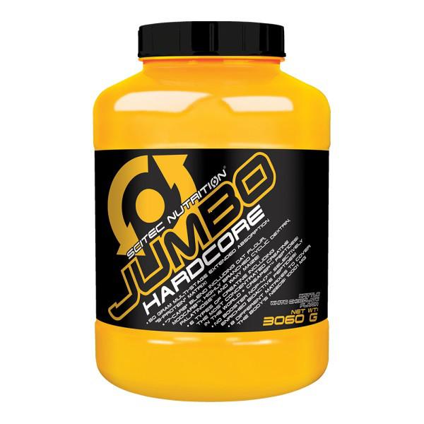 Гейнер Scitec Nutrition Jumbo Hardcore 3060 g