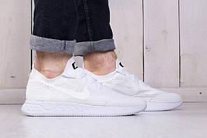 Мужские кроссовки Nike 2018 White топ реплика, фото 2