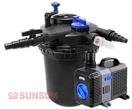 Комплект оборудования для пруда, Sunsun CPF 10 000, CTP 8000