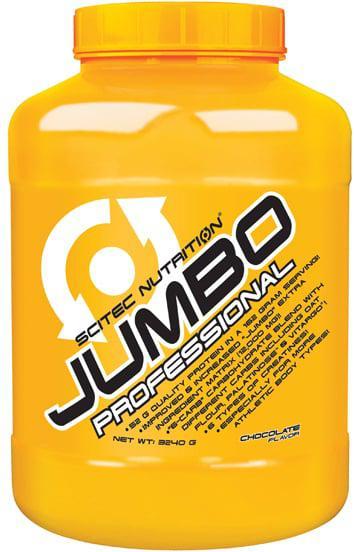 Гейнер Scitec Nutrition Jumbo Professional 3240 g