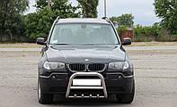 Кенгурятник BMW X3 2004-2006