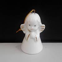 Ангел - фарфоровая статуэтка 5см