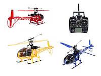 Вертолёт 4-к большой р/у 2.4GHz WL Toys V915 Lama