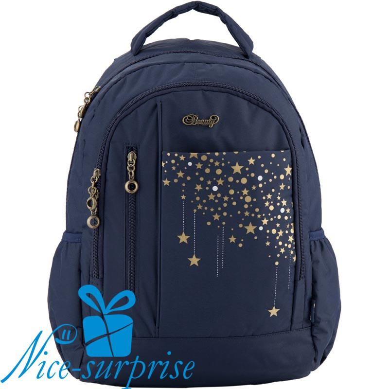 e8b80f44ac3b Подростковый рюкзак для средней школы Kite Beauty K18-874M - Интернет- магазин подарков и