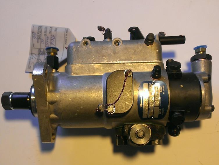 ТНВД IPM 3742 F020 Топливный насос высокого давления