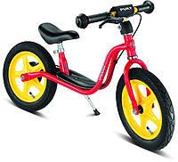 Велобег детский Puky LR 1 L Br с ручным тормозом (беговел, самокат-беговел, детский транспорт)