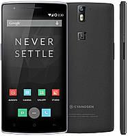 OnePlus One 64GB Black 3мес. Гарантия