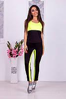 Костюм женский для фитнеса в расцветках 33625, фото 1