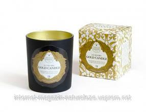 Ароматическая свеча Nesti Dante Золотая