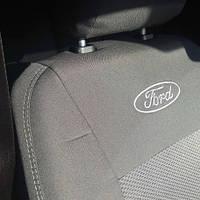 Чехлы модельные Ford Conect (1+1) без столиков c 2002-13 г