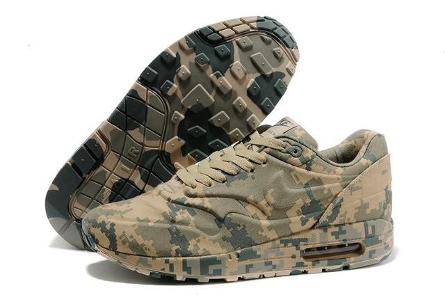 Кроссовки мужские Nike Air Max 87 камуфляж
