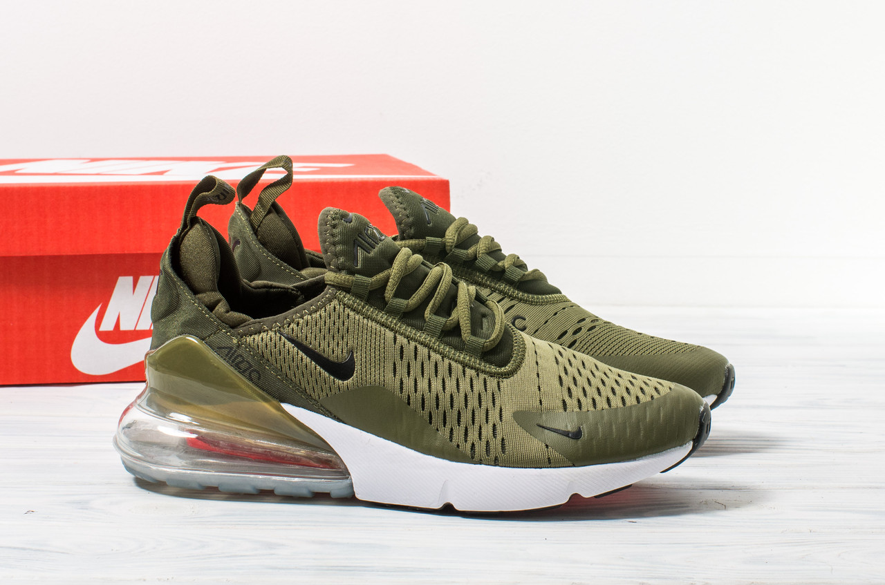 Мужские кроссовки в стиле Nike Air Max 270 (41, 42, 43, 44, 45 размеры)