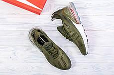 Мужские кроссовки в стиле Nike Air Max 270 (41, 42, 43, 44, 45 размеры), фото 3