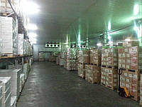 Аренда холодильного склада в Запорожье, 1000-1300м2
