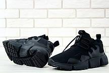 Мужские кроссовки Nike Pocket Knife DM черные топ реплика, фото 3