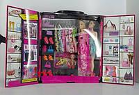 Игровой набор кукол B 98-46 с одеждой