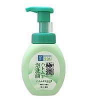 Лечебная пенка для проблемной кожи Hada Labo Gokujyun Hatomugi Foaming Face Wash