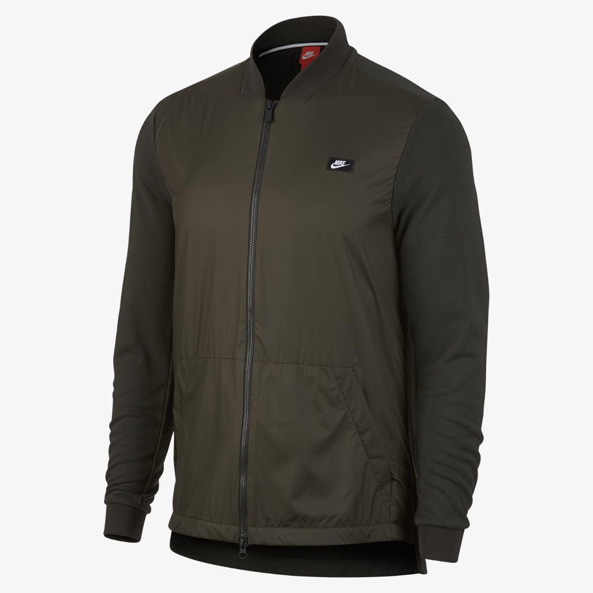 f43d8407 Купить Мужская куртка NIKE NSW Modern Top (Артикул: 886245-355) в ...