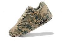 Мужские кроссовки Nike Air Max 87 камуфляж N-10038-51