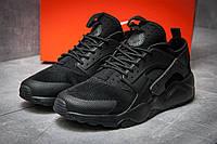 Кроссовки мужские в стиле Nike  Air Huarache Run Ultra, черные (11823),  [  42 44 45  ]