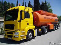 Дизельное Топливо ЕВРО 5 Бензовозами  от 2м3 по 44м3