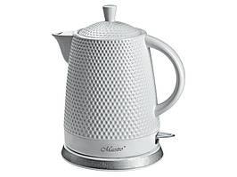 Керамический электро чайник Maestro MR-069, 1,5L,  1200W, дисковый