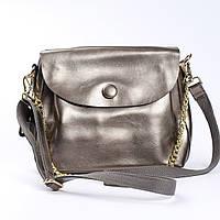 b49b30d1a403 Женская сумка через плечо из натуральной кожи