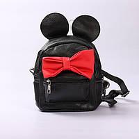 "Веселый рюкзак с ушками ""Микки Black"""