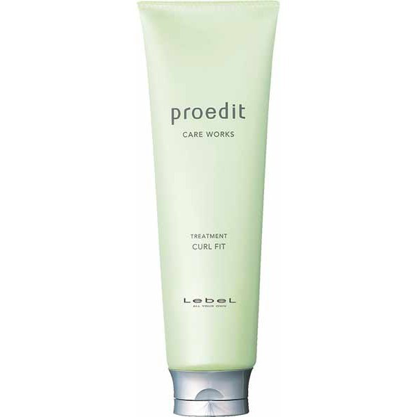 Lebel Proedit Curl Fit Treatment 250 мл. Маска для кучерявых волос