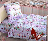 Комплект детского постельного белья TAG Стрекоза