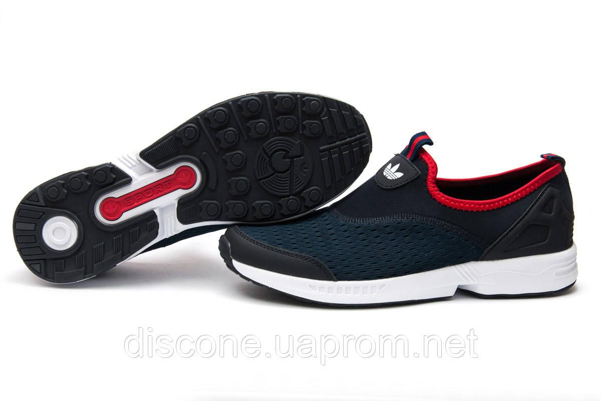 Кроссовки мужские ► Adidas Summer Sport, темно-синий (13564), р. (нет на складе) П Р О Д А Н О! ✔ЧеРнАяПяТнИцА
