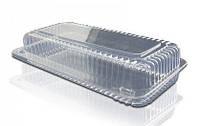 Упаковка для суши 20,9х11,2см, ПС-132, 1шт