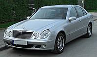 Отключение DPF, EGR, чип-тюнинг Mercedes E Class