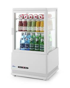Витрина холодильная наст. 58 л Hendi 233610
